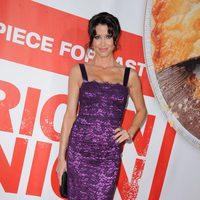 Shannon Elizabeth en la premiére de 'American Pie: El reencuentro'