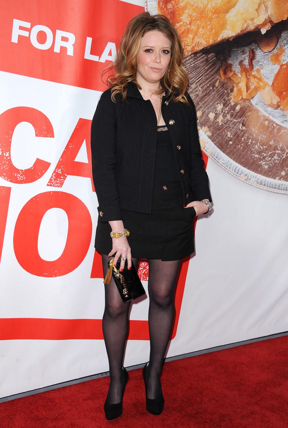 Natasha Lyonne en la premiére de 'American Pie: El reencuentro'