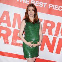 Alyson Hannigan en la premiére de 'American Pie: El reencuentro'