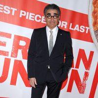 Eugene Levy en la premiére de 'American Pie: El reencuentro'