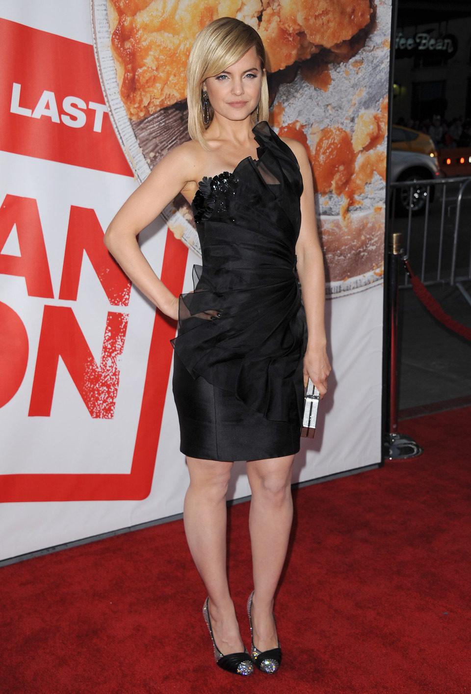 Mena Suvari en la premiére de 'American Pie: El reencuentro'
