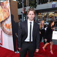 Jesse Malinowski en la premiére de 'American Pie: El reencuentro'