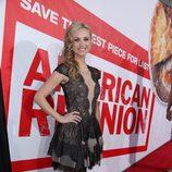 Fiona Gubelman en la premiére de 'American Pie: El reencuentro'