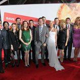 El reparto de 'American Pie: El reencuentro' en la premiére de la película