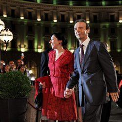 Roberto Benigni en 'To Rome with Love'