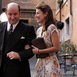 Antonio Albanese y Alessandra Mastronardi en 'To Rome with Love'