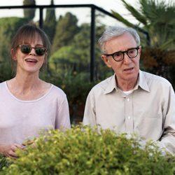 Judy Davis y Woody Allen en 'To Rome with Love'