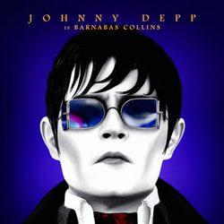 Johnny Deep es Barnabas Collins en 'Sombras tenebrosas'