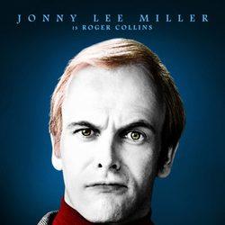 Jonny Lee Miller es Roger Collins en 'Sombras tenebrosas'
