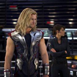 Thor en 'Los Vengadores'