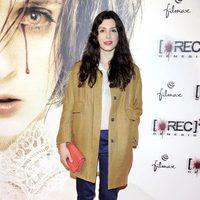 Bárbara Lennie en el estreno de '[REC] 3: Génesis' en Madrid
