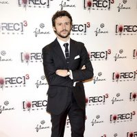 Diego Martín en el estreno de '[REC] 3: Génesis' en Madrid