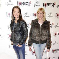 Eva Santolaria y Virginia Rodríguez en el estreno de '[REC] 3: Génesis' en Madrid