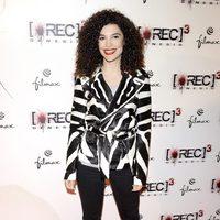 Irene Visedo en el estreno de '[REC] 3: Génesis' en Madrid