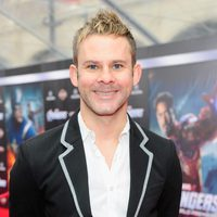 Dominic Monaghan en la premiére mundial de 'Los Vengadores'