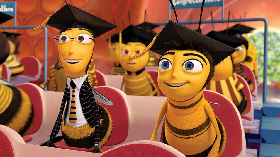 Bee Movie, fotograma 3 de 16