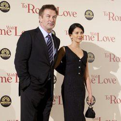 Alec Baldwin en la premiére de 'To Rome with Love' en Italia