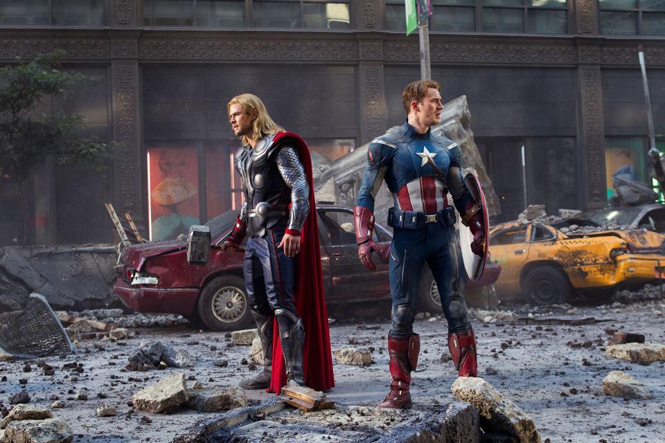 Los Vengadores, fotograma 9 de 29