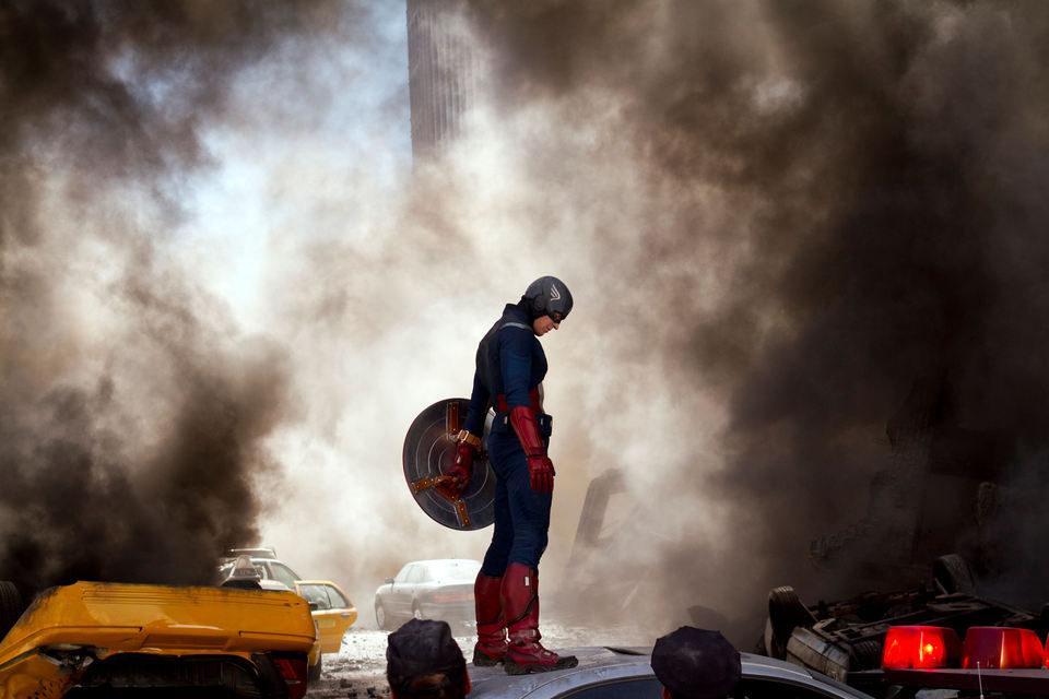 Los Vengadores, fotograma 8 de 29