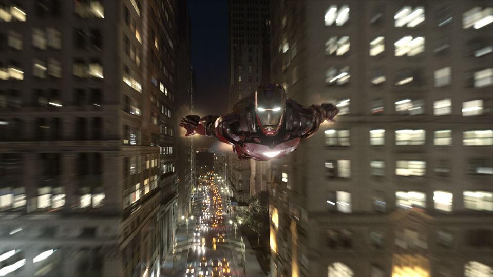 Los Vengadores, fotograma 2 de 29