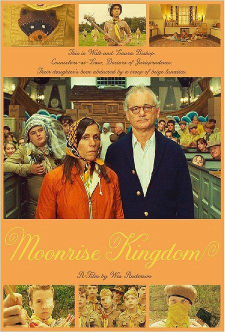 Frances McDormand y Bill Murray son Laura y Walt Bishop