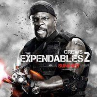 Terry Crews en 'Los mercenarios 2'