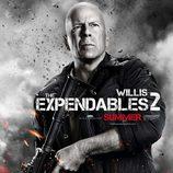 Bruce Willis en 'Los mercenarios 2'