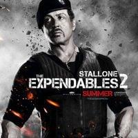 Sylvester Stallone en 'Los mercenarios 2'