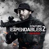 Randy Couture en 'Los mercenarios 2'
