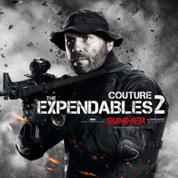Randy Couture en 'Los mercenarios 2'