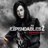 Yu Nan en 'Los mercenarios 2'
