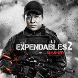 Jet Li en 'Los mercenarios 2'