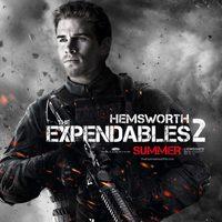 Liam Hemsworth en 'Los mercenarios 2'