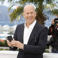 Bruce Willis en el Festival de Cannes 2012