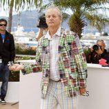 Bill Murray en el Festival de Cannes 2012