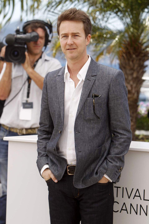 Edward Norton en el Festival de Cannes 2012