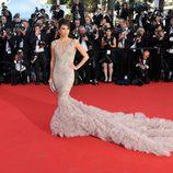 Eva Longoria en la inauguración del Festival de Cannes 2012