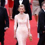 Eva Herzigova en la inauguración del Festival de Cannes 2012