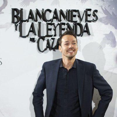 Rupert Sanders en la presentación de 'Blancanieves y la leyenda del cazador' en Madrid