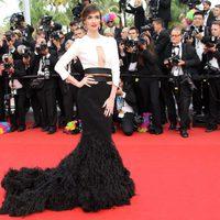 Paz Vega en el Festival de Cannes 2012