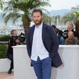 Tom Hardy en el Festival de Cannes 2012