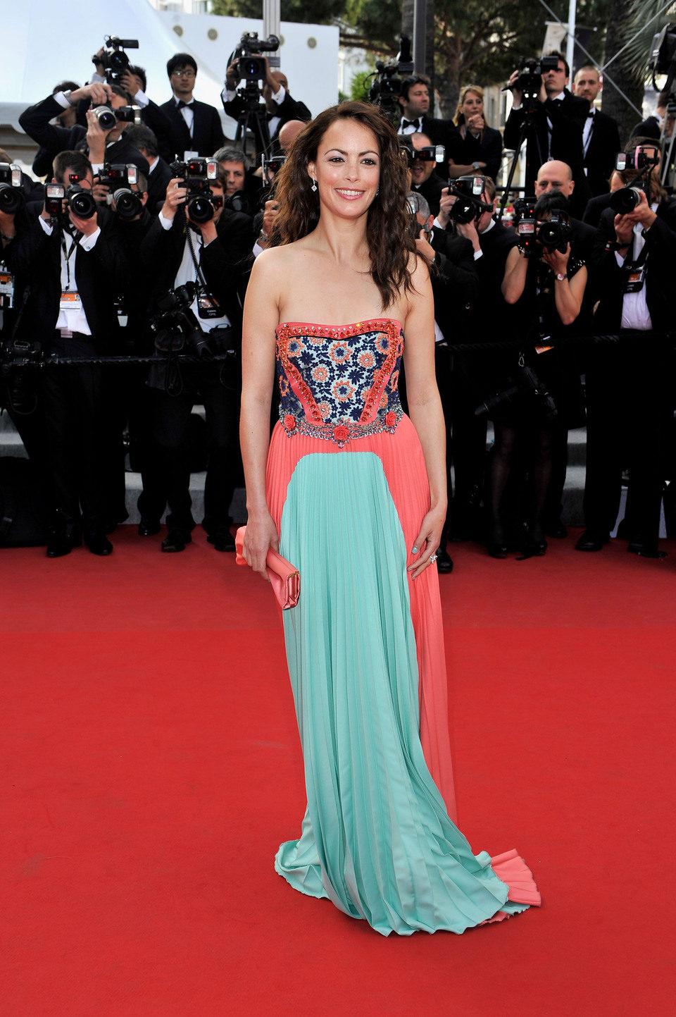 Bérénice Bejo en el Festival de Cannes 2012