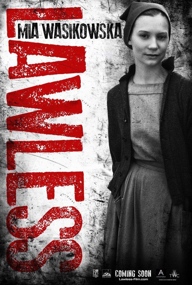 Mia Wasikowska en 'Lawless'