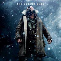 Tom Hardy como Bane para 'El Caballero Oscuro: La leyenda renace'