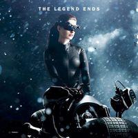 Anne Hathaway como Catwoman en 'El Caballero Oscuro: La leyenda renace'
