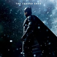 Christian Bale como Batman en 'El Caballero Oscuro: La leyenda renace'