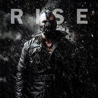 Tom Hardy es Bane en 'El Caballero Oscuro: La leyenda renace'