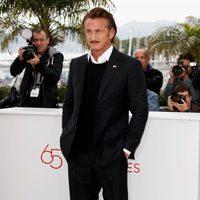 Sean Penn en el Festival de Cannes 2012