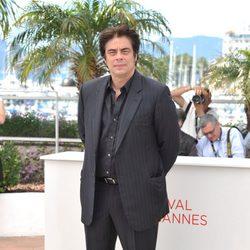Benicio del Toro en el Festival de Cannes 2012