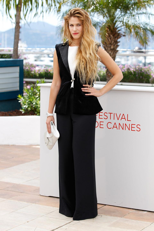 Tea Falco en el Festival de Cannes 2012